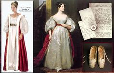 Last minute Halloween costume help at Take Back Halloween, a site with inspiring costume ideas for women and girls like Ada Lovelace (here), and other historic figures, goddesses, queens, and inspiring women.