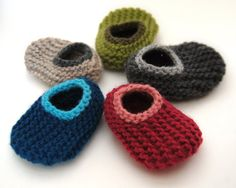 Instant Download PDF Knitting Pattern Wool Baby by HandKnitHugs. 0-18 months