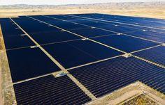 Mega solar installation Central California, California Homes, San Luis Obispo County, Solar Installation, Gas And Electric, Aerial View, Solar Panels, Sun Panels