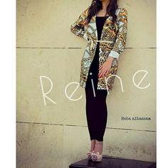 #FinalClearance !  Was: 38 JDs Now: 10 JDs  +962 798 070 931 ☎+962 6 585 6272  #ReineWorld #BeReine #Reine #LoveReine #InstaReine #InstaFashion #Fashion #Fashionista #FashionForAll #LoveFashion #FashionSymphony #Amman #BeAmman #Jordan #LoveJordan #ReineWonderland #ReineSale #CheapClothing #Sale #MustGo #FinalSale #cardigan #SpringFashion #Escada