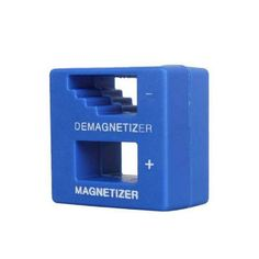 1 Piece New High Quality Magnetizer Demagnetizer Tool Blue Screwdriver Magnetic Pick Up Tool Screwdriver  Price: 1.93 USD