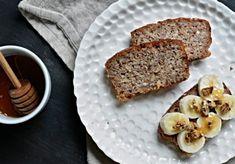 Bezlepkový banánový chlebíček Foto: