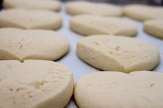 A Bountiful Kitchen: Cutler's Famous Sugar Cookies