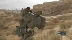 'Metal Gear Solid V: The Phantom Pain' is a tale of revenge