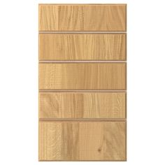 NORJE Face de tiroir, 5 pièces - 40x70 cm - IKEA