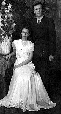 Свадебное фото Игоря и Ирины Кирилловых