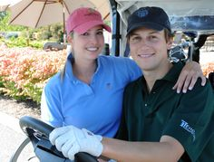 Ivanka Trump and her husband Jared Kushner attend the 4th annual Eric Trump Foundation Golf Invitational at the Trump National Golf Club Westchester on September 14, 2010 in Briarcliff Manor, New York. via @AOL_Lifestyle Read more: https://www.aol.com/article/entertainment/2017/01/19/ivanka-trumps-dating-history-includes-hollywood-actor-topher-gr/21658741/?a_dgi=aolshare_pinterest#fullscreen