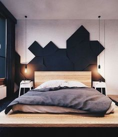 Black Dark Home Decor ideas