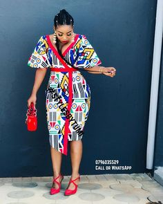 NDEBELE VIBES 🖤❤️🧡💛💚💙 For all orders and inquiries kindly call or WhatsApp us during office hours 🙏🏽🙏🏽 Short African Dresses, Latest African Fashion Dresses, African Print Dresses, Short Dresses, African Inspired Fashion, African Print Fashion, African Traditional Dresses, Traditional Outfits, African Attire