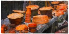 The Potting Table 17x8.5 by Creatography on Etsy, $42.00
