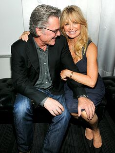 LAUGH TRACK photo | Goldie Hawn, Kurt Russell