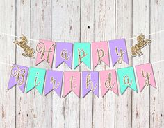 Hey, I found this really awesome Etsy listing at https://www.etsy.com/listing/281313850/unicorn-party-banner-unicorn-first