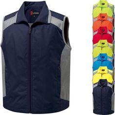 Waterproof Mesh Vests Sleeveless Fishing Hunting Safety Work Outdoor Waistcoat #hellobincom