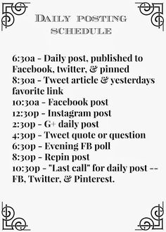 Blog Planning Like a Pro!