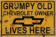 GRUMPY OLD VAUXHALL GUY LIVES HERE SIGN.GREAT GIFT FOR ANY MAN-CAVE WORKSHOP ETC