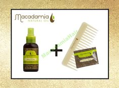 Macadamia Healing Oil Spray 60ml   gratis