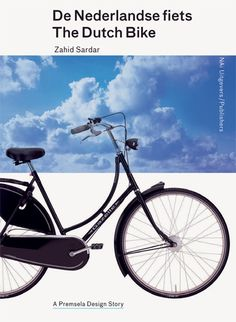 BOOK: The Dutch bike by author: Zahid Sardar -This book traces the favourite, ubiquitous, Plain Jane workhorse of the Netherlands from turn-of-the-century Amsterdam to the fashion pages of trendy American magazines and newspapers – including The New York Times: The Dutch Bike. Universally accessible to young and old as well as the poorest and the most wealthy (including the Dutch royal family) the Dutch bike is as quintessentially Dutch as tulips and windmills.