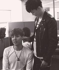 BTS ♥ Jope + Jimin