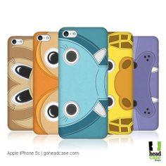 Head+Case+Designs+Pumpkin+Pattern+Kawaii+Halloween+Back+Case+for+Apple+ iPhone+5c  e858dc12ca