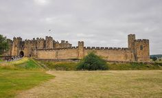 Alnwick Castle Alnwick Castle, British Architecture, English Castles, Fortification, Queen, Old English, Things To Come, England, Explore