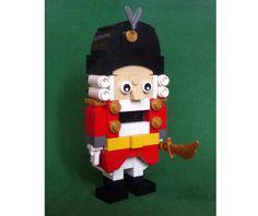Lego Christmas Ornaments, Lego For Kids, Legos, Lego Ideas, Dolls, Holiday Decor, Projects, Battle, Lego