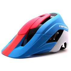 Perfect helmet for riding a bike