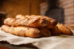 Baguettes are a French Food You Have to Try Before Leaving France