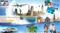 #AffordableTourPackages Choose cheap and best tour packages for your trip only at www.bestasiantours.com