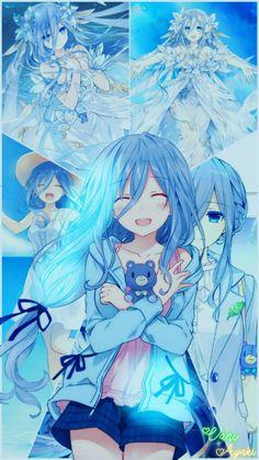 Anime Collage, Anime Artwork, Anime Girl Hot, Kawaii Anime Girl, Chica Anime Manga, Anime Chibi, Mememe Anime, Inuyasha Fan Art, Date A Live