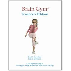 26 exercises (from the original brain gym) with references to the field of neuroplasticity.