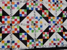 Nine By Five Quilt