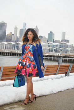 ALLTHINGSSLIM: Sending My Love, cape coat, peter pilotto, peter pilot to for target, a line drew, spring dresses, ombre hair