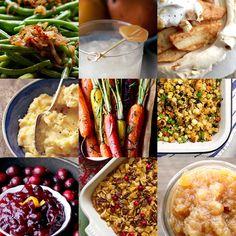 Our Dream Thanksgiving Dinner Menu {Beard and Bonnet} #glutenfree #vegetarian