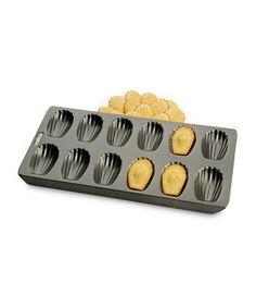Nonstick Madeleine Pan by Chicago Metallic Bakeware #zulily #zulilyfinds