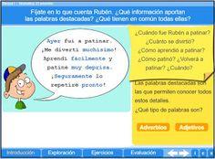 Colegio José Calderón: Seguimos con los adverbios