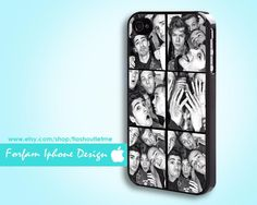 Iphone 1D One Direction Case for Apple iPhone by FlashOutletme, $15.50