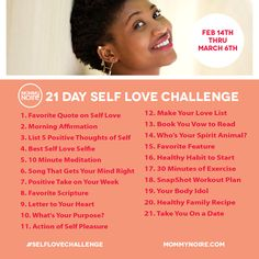 MOMSelfLoveChallenge