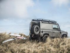 Where does your Defender take you? #Lifestyle #LandRoverDefender #Defender #Surf #AntiOrdinary #TwistedDefender #LandRover #4x4 #Surf #Surfing #Style #Adventure #Explore #Handcrafted #Handmade @GFWilliams