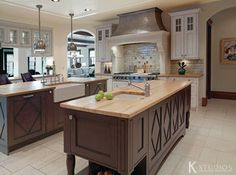 K Studios - Classic Polo Club - Traditional, Classic Kitchen