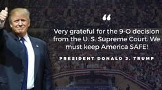 The Middletown Insider: Trump - Week 23: Keep America Safe