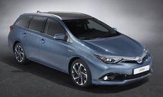 #Toyota #AurisTouringSports.  El familiar con máxima versatilidad.
