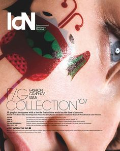IdN v14n3: Fashion Graphics Issue — Fashion Graphic Collection 2007