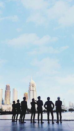 EXO in Dubai Universe lyrics Sehun, Exo K, Park Chanyeol, Exo Album, Exo Lockscreen, Wallpaper Lockscreen, Exo Official, Exo Members, K Idols