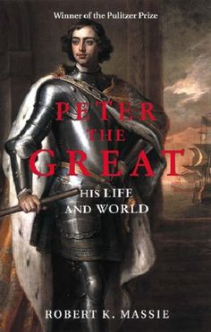 Peter The Great - Robert Massie.  Massie is an amazing historical biographer.  This book is addicting.