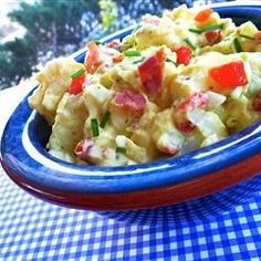 Creamy Carolina Potato Salad