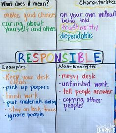 How to Build Character in Your Classroom