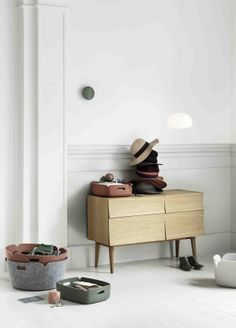 Featuring the REFLECT - SIDEBOARD - SMALL  / Søren Rose Studio.  http://www.muuto.com/furniture/reflect-sideboard-small