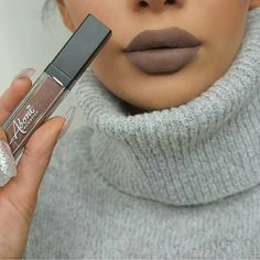 "1,408 Likes, 62 Comments - Fashion Is My Drug (@fashionismyonlydrug) on Instagram: ""Yay or Nay? ❤ inspo via @worldwide__magazine ❤ #fashionismydrug #fashionismyonlydrug #greylipstick…"""