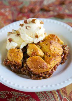 pecan pie bubble up dessert