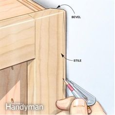 8 Passionate Clever Ideas: Wood Working Ideas How To Build woodworking plans free.Wood Working Gifts For Dad woodworking holz. Built In Cabinets, Diy Cabinets, Custom Cabinets, Base Cabinets, Cupboards, Woodworking Techniques, Woodworking Projects, Intarsia Woodworking, Woodworking Furniture